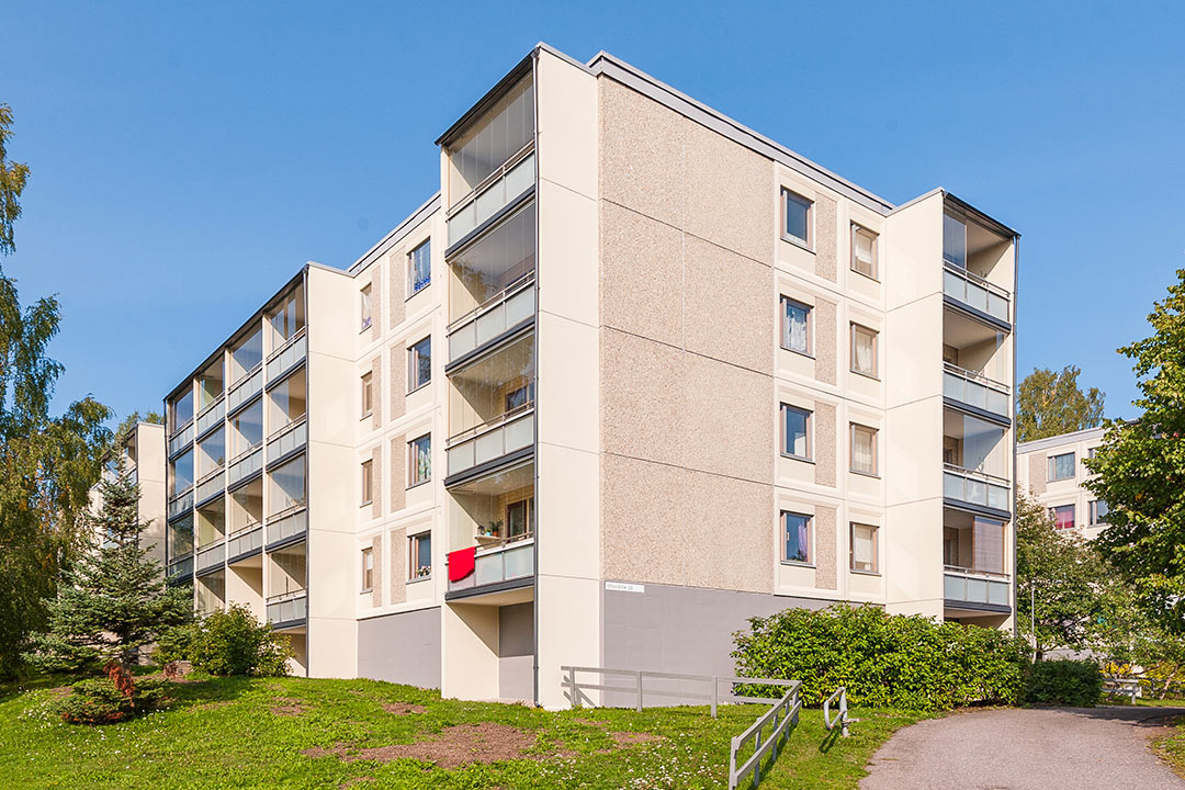 Otavantie 20, Vantaa - Saneeraus 10 - Referenss
