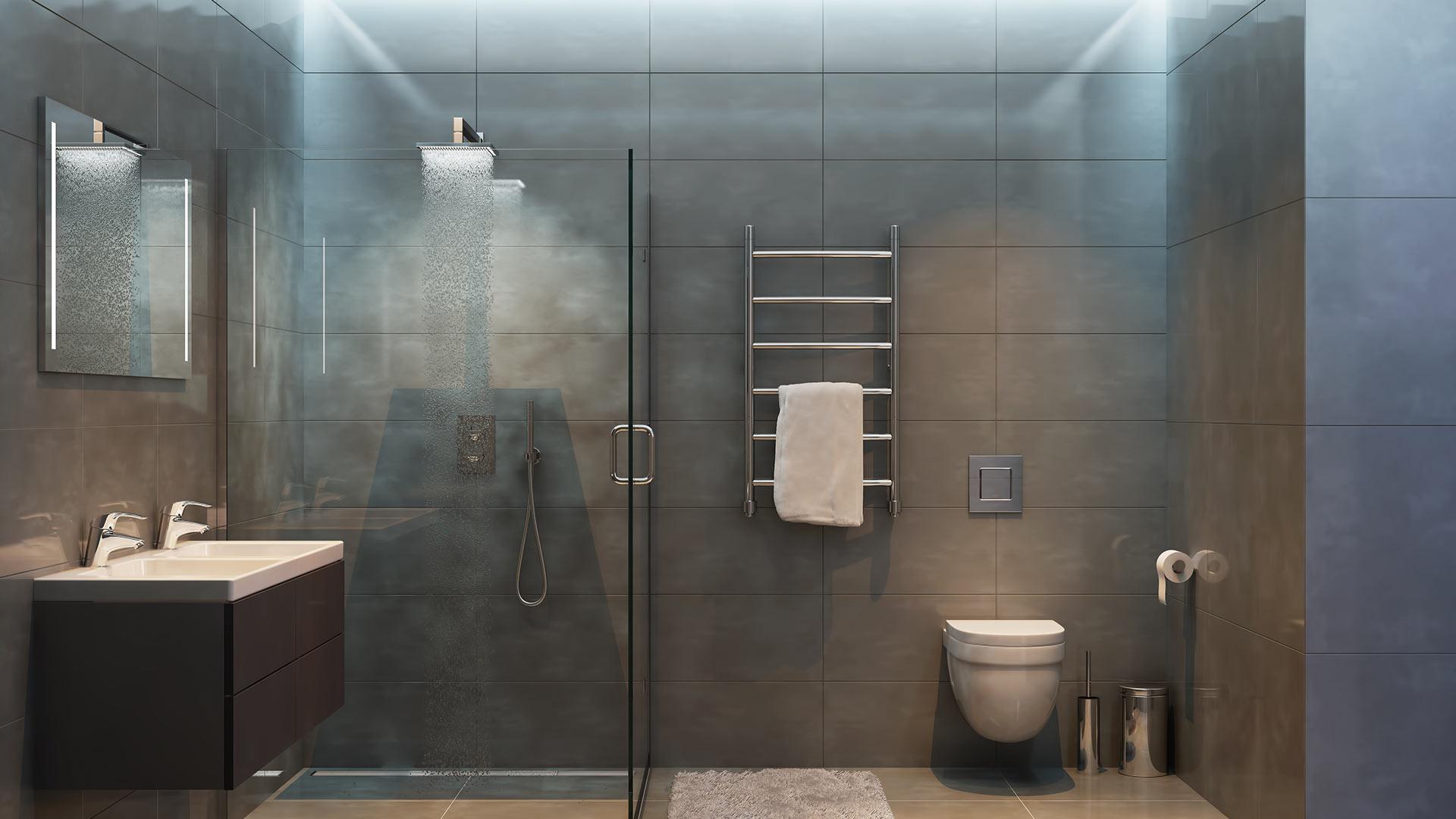 Kylpyhuonesaneerauksia pääkaupunkiseudulla