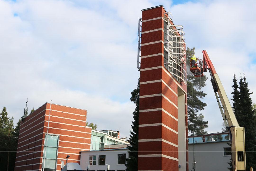 Helsingin Mikaelin Kirkko